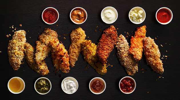 Top 10 Best Chicken Tenders Recipes