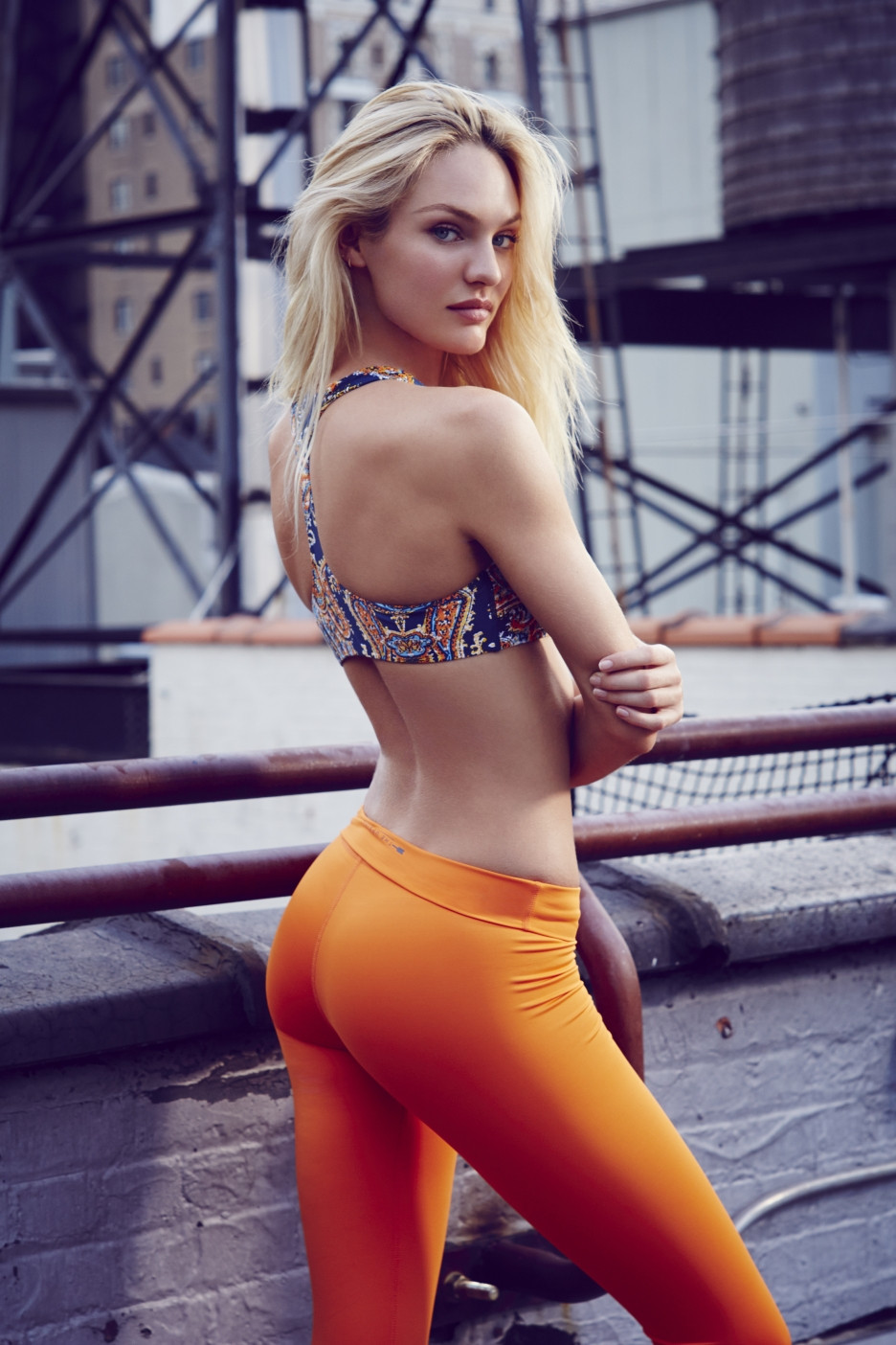 Hot Pants Girl