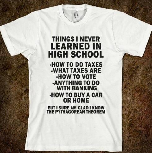high-school-shirt