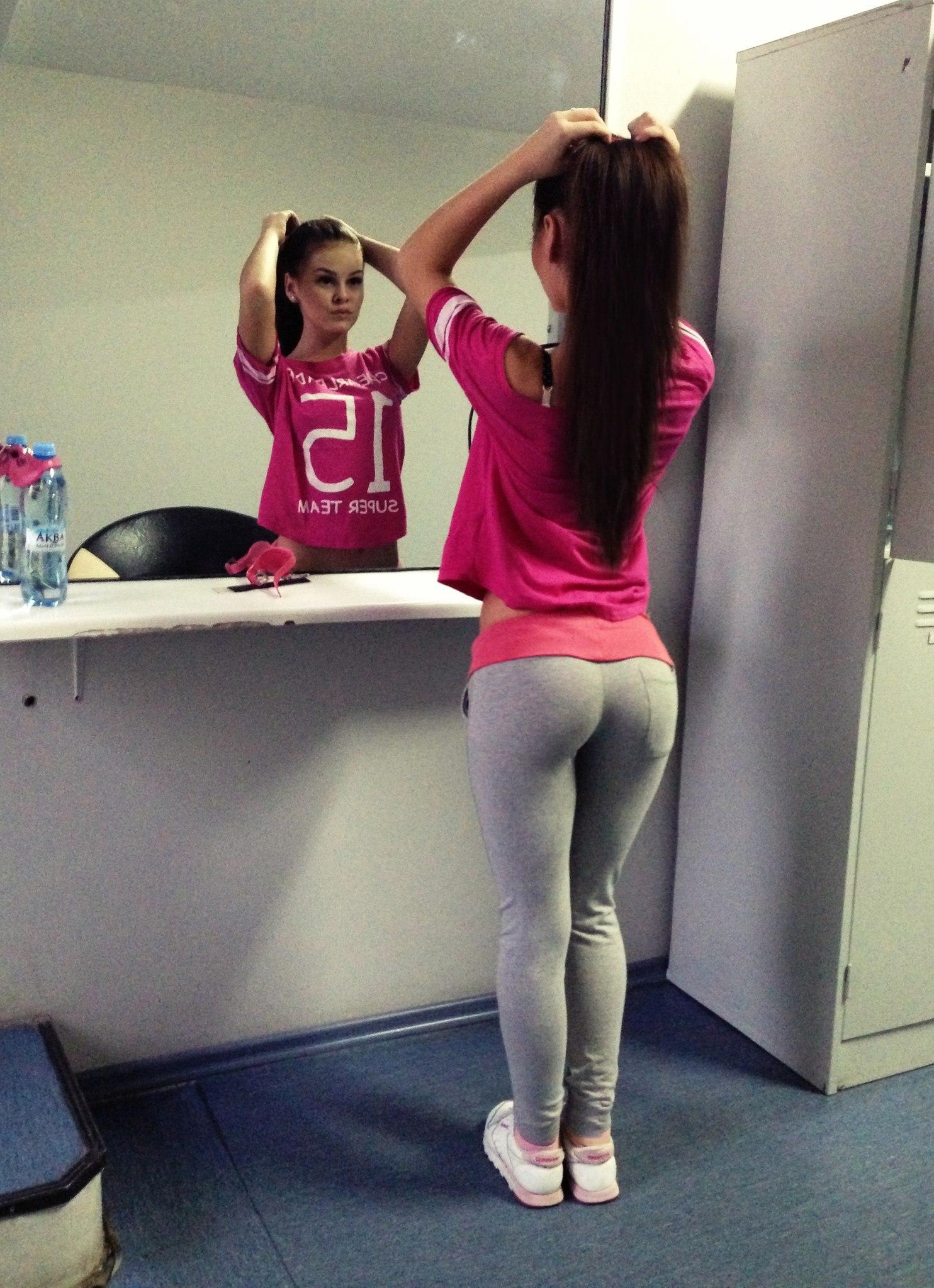 Yoga pants webcam — photo 12