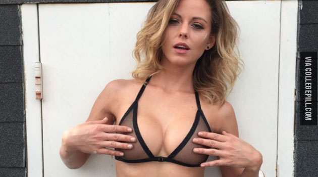 Luci Ford's Hotness Will Blow Your Mind! (11 Photos)